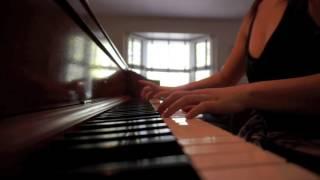 My piano version of Winter Moon by NEWS. この曲はとても良いですね ^_^