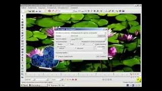 Урок 6 Анимация бабочки в Aurora 3D Animation Maker