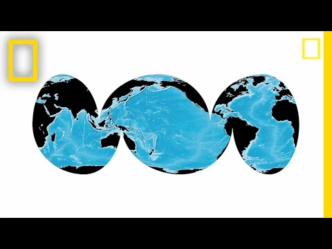 Mapping the Oceans | National Geographic