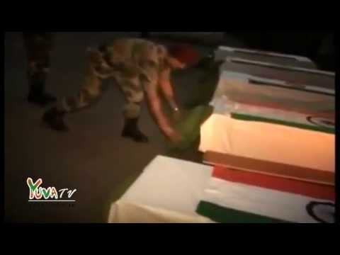 Killing of Indian soldiers by Pak Army