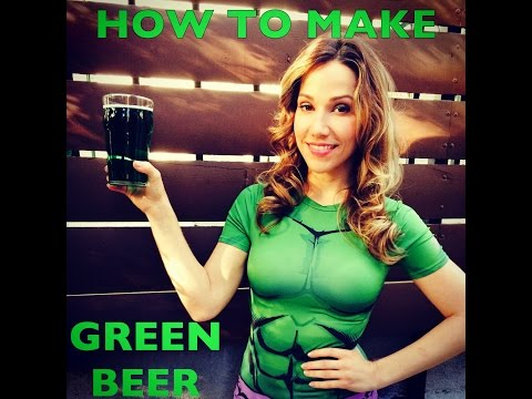 How To Make Green Beer On St. Patrick's Day For Dummies