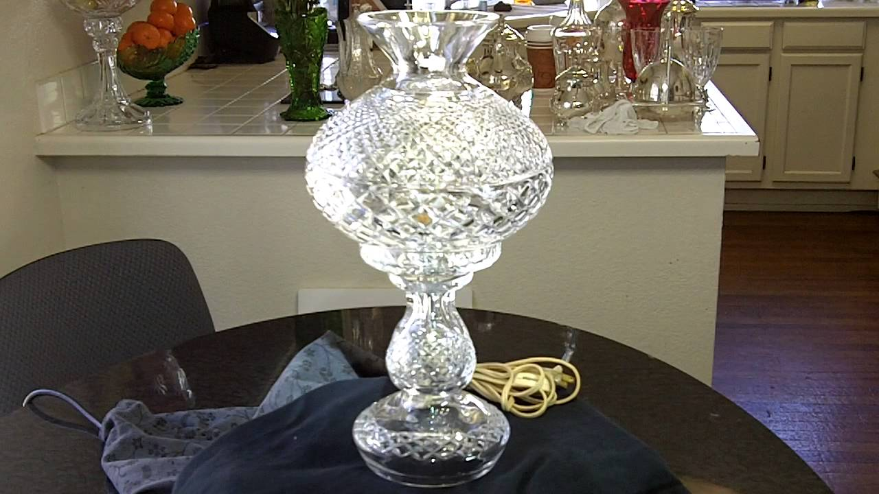 best are crystal perfect gift waterford lamps lamp