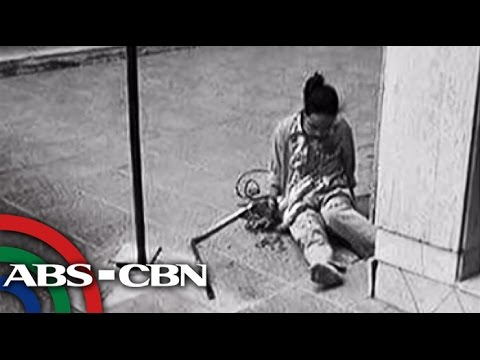 Bandila: OFW in Kuwait survives 4-storey fall