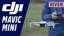DJI Mavic Mini – täydellinen drone aloittelijoille?