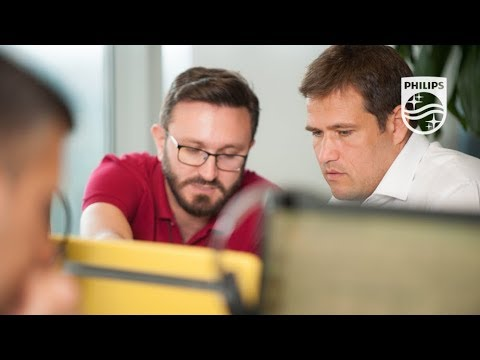 A career at Philips - Unexpected opportunities to grow and learn