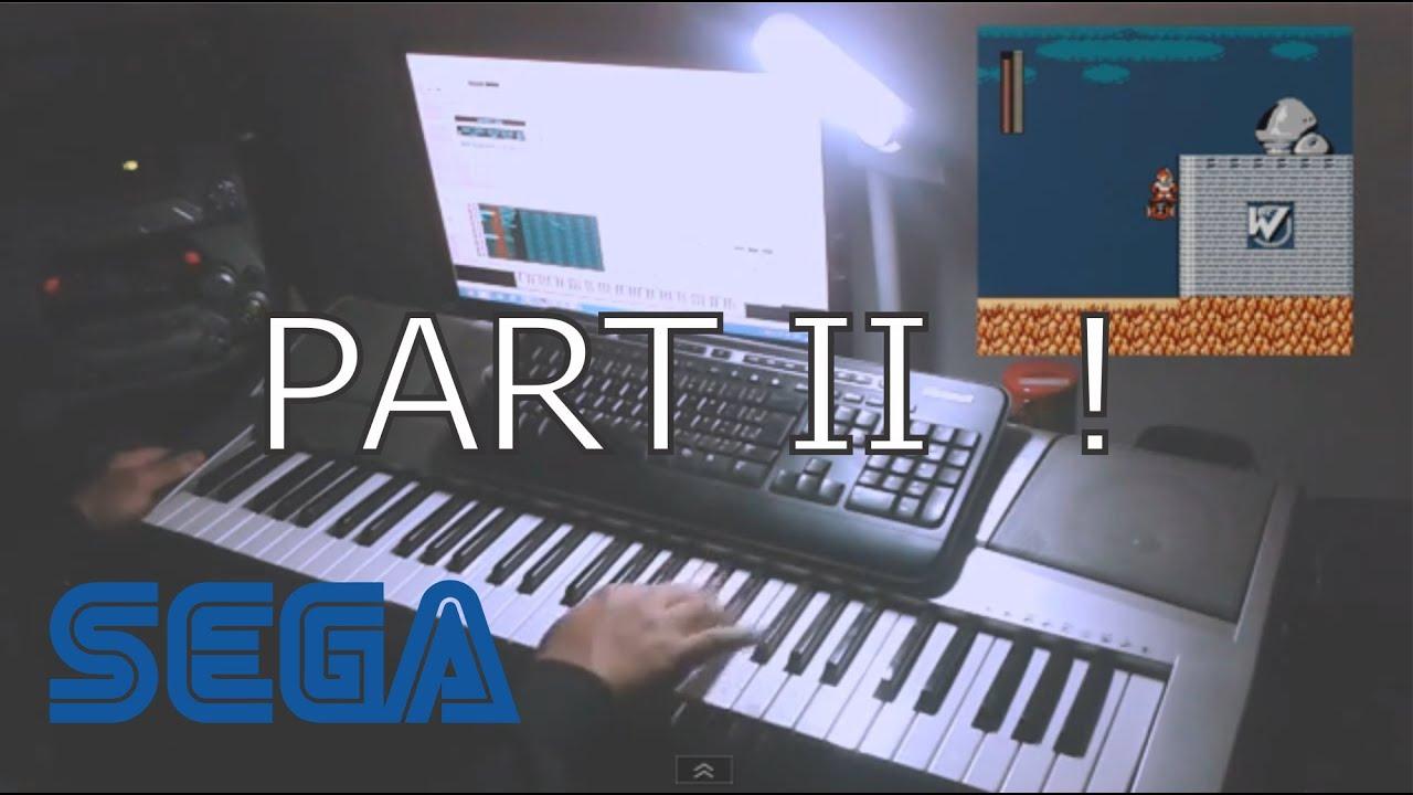 SNES & NES soundtrack on SEGA Genesis sound chip [PART II]