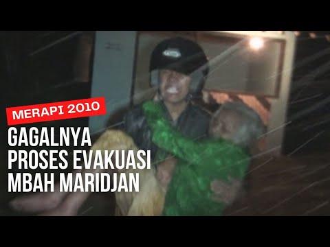DETIK-DETIK GAGALNYA MISI EVAKUASI MBAH MARIDJAN - VIDEO EKSKLUSIF | JOGJA MAGAZINE