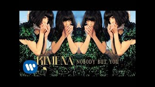 "The official audio for Kimbra's new song ""Nobody But You"" as heard ..."