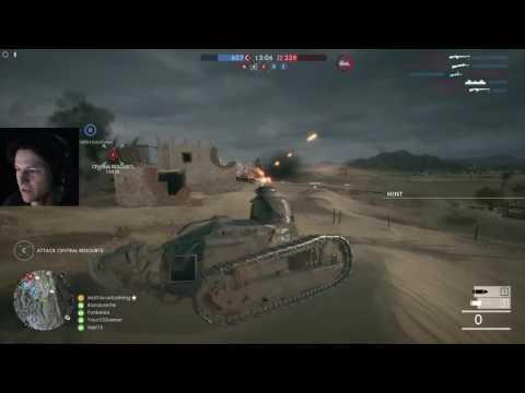 Battlefield 1 - Suez, new layout