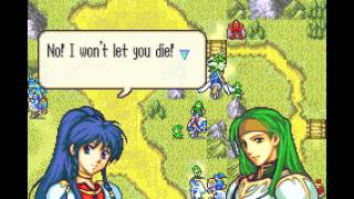 Fire Emblem The Sacred Stones Ep 19A: Caveman Science Fiction