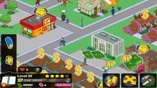 The Simpsons Tapped Out Valentines Day Quest Line Part 1 HD Episode 12