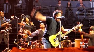 Bruce Springsteen -  Burning Love Into Satisfaction