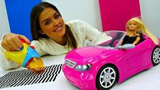 L'école en fête № 1– Le ménage chez Barbie. Vidéo pour les filles streaming