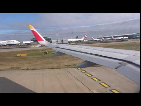 C2726 - Fast Taxiing At London Heathrow Airport