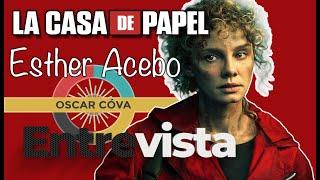 Baixar La Casa de Papel Temporada 2 Entrevista - Esther Acebo - Monica Gaztambide