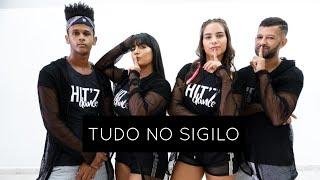 Tudo no Sigilo - Vitinho NG Feat. MC Bianca | Coreografia Hitz Dance