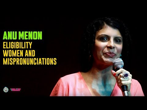 Download Youtube: Eligibility, Women & Mispronunciations - Stand-up comedy by Anu Menon