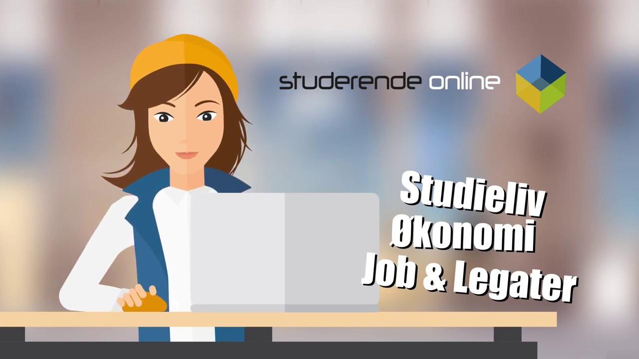 job for studerende
