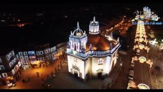 Iluminação da Festa das Cruzes 2016