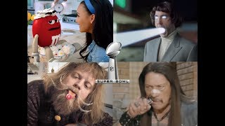 Candy Super Bowl Commercials Compilation Candy Ads