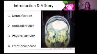 EWC 15 Nov 2017 Anti-cancer Intro