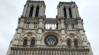 Notre-Dame de Paris - Full Tour & Towers - February 2019