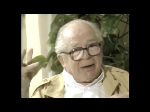 """BILLY WILDER TAPES Billy, how did you do it"" Tape 3"