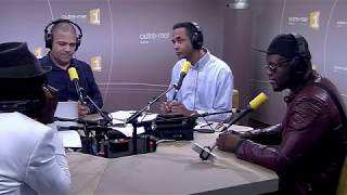Le chanteur franco-ivoirien N-Zi était l'invité de Christophe Parfa...