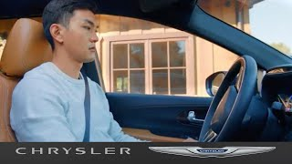 homepage tile video photo for Chrysler Pacifica   Parallel and Perpendicular Park Assist