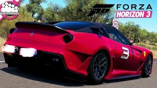 FORZA HORIZON 3 #101 - Ferrari 599XX auf öffentlichen Straßen - Let