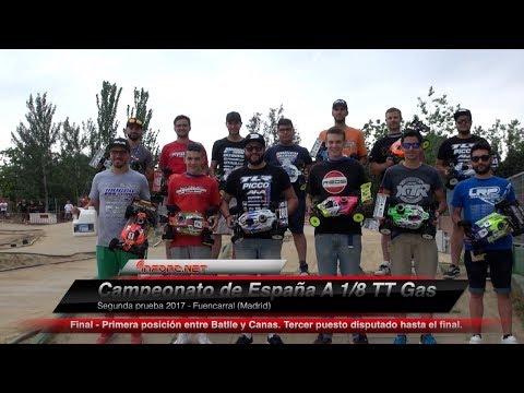 Campeonato de España Fuencarral - Final comentada
