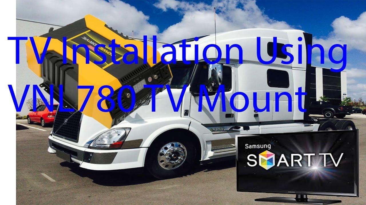 Volvo VNL 780 TV Installation guide - YouTube on volvo vn670, volvo vnl42t, volvo vnl, volvo vnl64t610, volvo vnl42t300, volvo wg42t, volvo autocar acl64, volvo wg64t, volvo trucks, volvo vnl780,