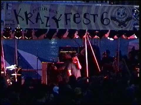 HATEBREED tear it down LIVE @ KRAZYFEST 2003