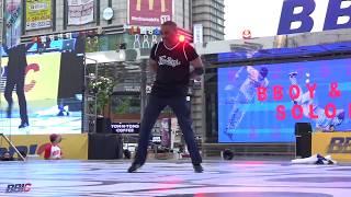 Renegade, Katsu1, Differ - Pokaz sędziów na BBIC World Finals 2018