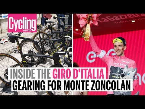 Gearing for Monte Zoncolan | Inside the Giro d'Italia | Cycling Weekly