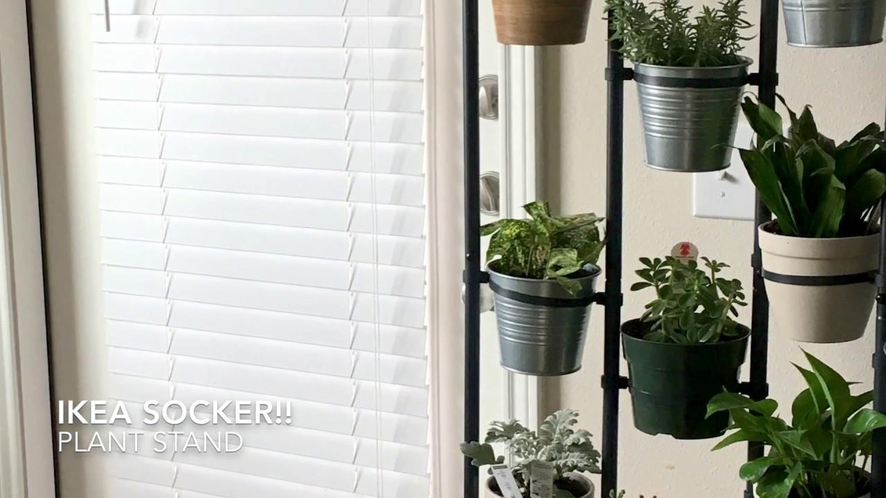 Ikea Socker Plant Stand