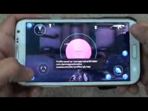 how to connect sixaxis to android