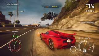 Need for speed rivals: simulação do filme (Linkin park roads untraveled Need for speed movie vesion)