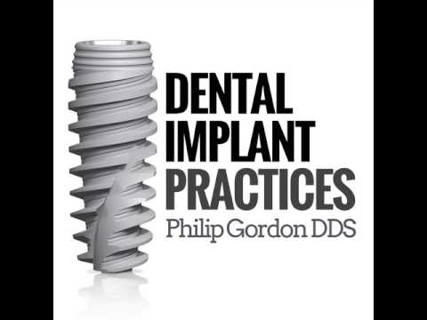 049 Implants and Endodontics with Sonia Scheerer, DDS, MS- Philip Gordon Dental Leawood Kansas