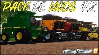 Pack de Mods BRASILEIRO V2 - Farming Simulator 19 - DOWNLOAD