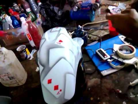 Matul Airbrush Motor Youtube