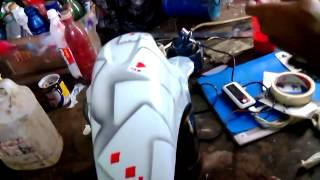Matul airbrush motor
