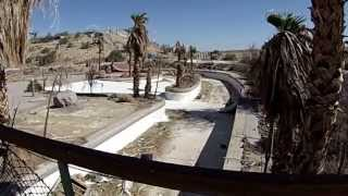 Rock a Hoola  water park - abandoned past and present
