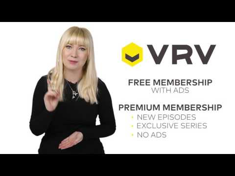 Welcome to VRV - Crunchyroll, Funimation and more of your favorites!