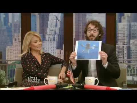 Live with Kelly (September 26, 2016)   Rob Lowe, Will Forte & Josh Groban Interview   FULL