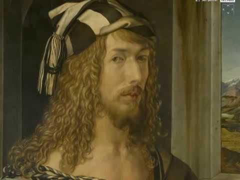 Dürer, Self-portrait (1498)