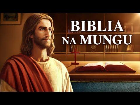 Kuelezea Wazi Uhusiano Kati ya Biblia na Mungu |