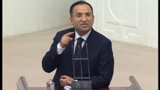 Bekir Bozdağ'dan Mecliste Fethullah Gülen Övgüsü