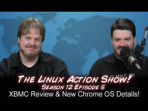 XBMC Review & New Chrome OS Details!