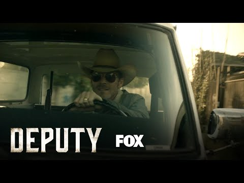 Bill Has Some Tricks Up His Sleeve In A Car Pursuit | Season 1 Ep. 1 | DEPUTY